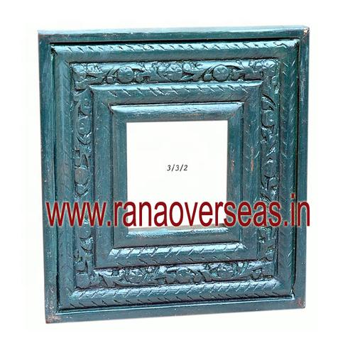 Fancy Wooden Wall Mirror Photo Frames