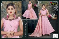 Ladies Fashionable Gown