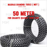 50 Meter Quarry Wire Saw