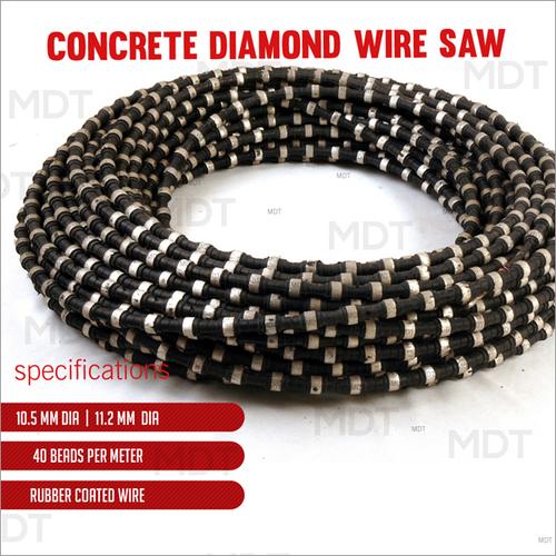Concrete Diamond Wire