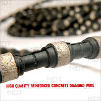 High Quality Reinforced Concreate Diamond Wire