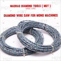 Mono Diamond Wire For Factory