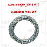Stationary Wire Saw