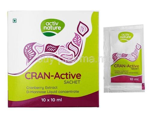CRAN-ACTIVE SACHET
