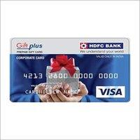 Gift Prepaid Card