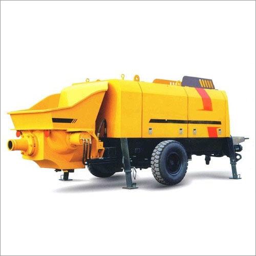 Stationary Concrete Pump Rental Service