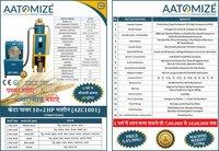 10hp Heavy Duty Pulverizer - Azc1001