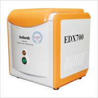 EDX 700 Redlands Gold Purity Spectrum Analyzer