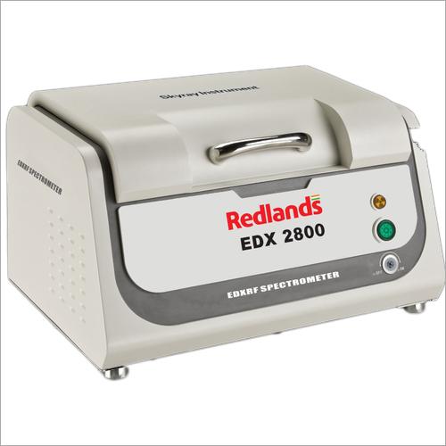 EDX 2800 Redlands Spectrum Analyser