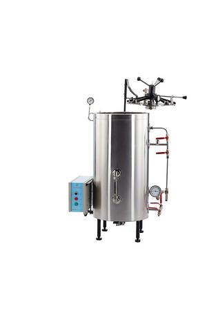 Steri Vertical steam sterilizer Manual Bronze