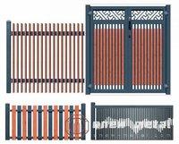 Aluminium assemble railings