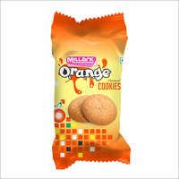 Orange Flavoured Cookies