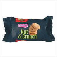 Nut And Crunch Cookies