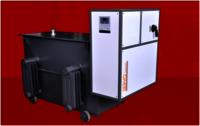 125 KVA Adroit make Three Phase Oil Cooled Servo Stabilizer