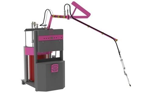 Silicon Extruder (Silicone AcA A  Polysulphide AcA A  Polyurethane)