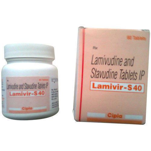 Lamivir S 40 Tablets