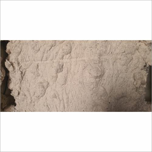 White Flat Kimpax Cotton Waste