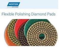 Norton Clipper Diamond Polishing Pads