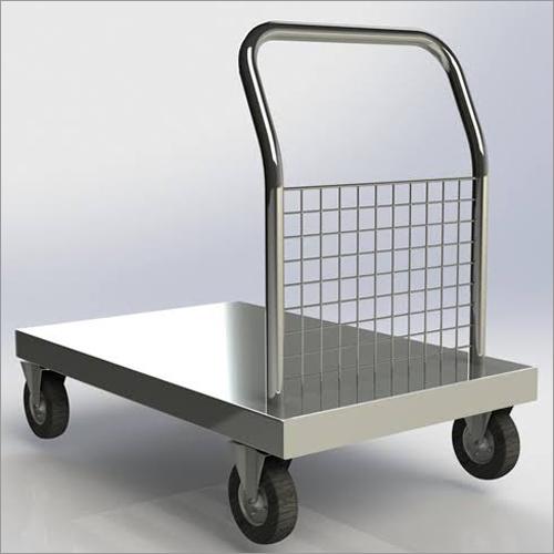 Heavy Duty Gray Trolley