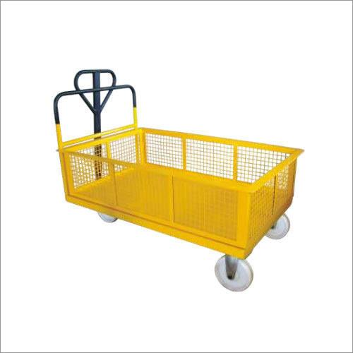 Heavy Duty Yellow Trolley