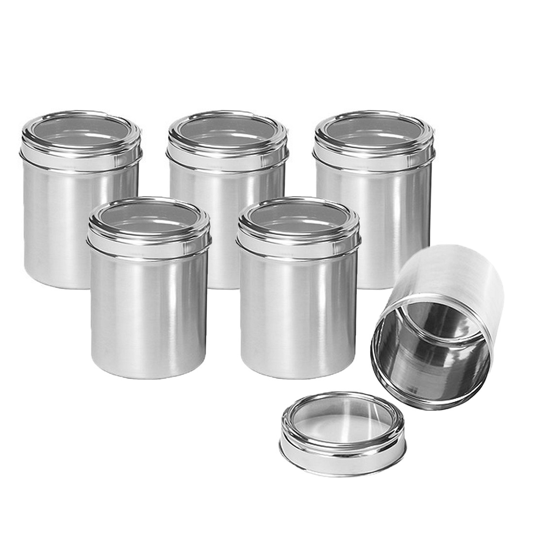 Trio Cannister