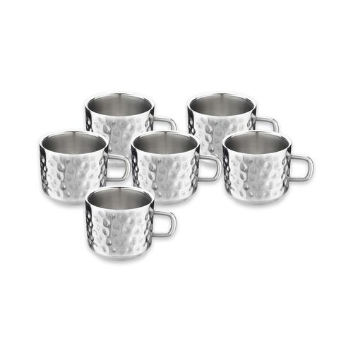 Hammered Tea Cup