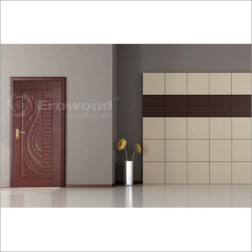Wooden Membrane Hinged Door