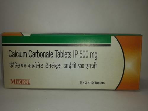 Calcium Carbonate Tablets