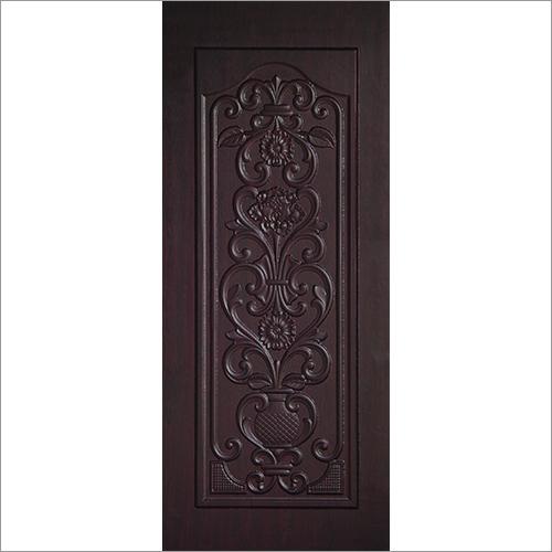 2D And 3D Work Wooden Door