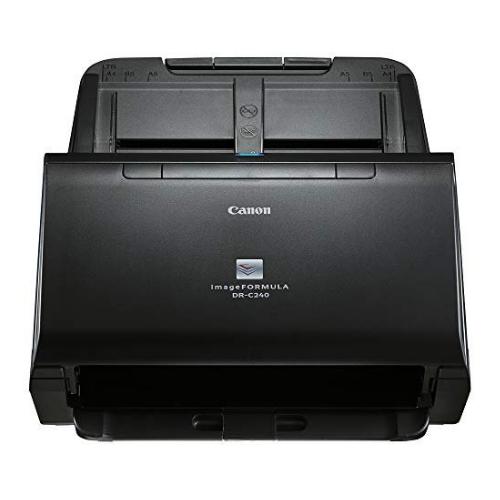 Canon DR-C240, Sheet Feed, Auto Duplex, 45PPM, 50 Sheet ADF