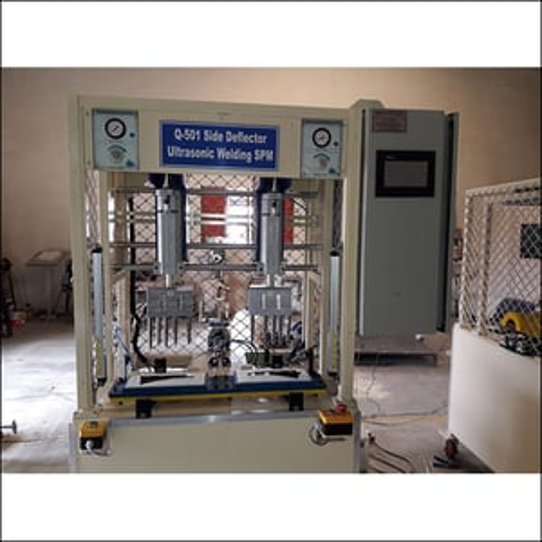 Ultrasonic SPM Machine