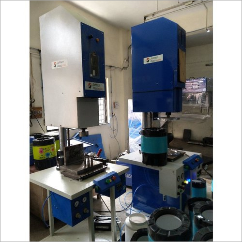 Servo Position Spin Welding Machine