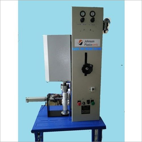 Automatic Plastic Spin Welding Machine
