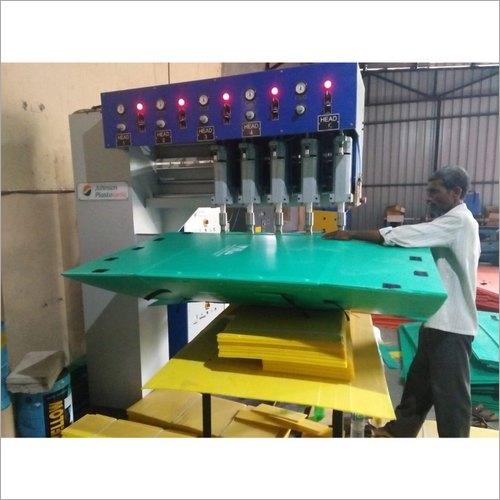 Multi Head PP Corrugated Box Welding Machine