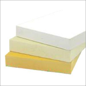 White Foam Board
