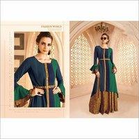 Heavy Maslin Designer Gown