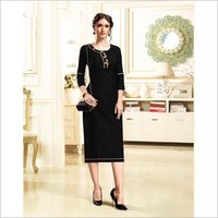 Ladies Dobby Handloom Fashionable Kurti