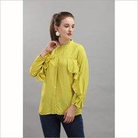 Premium Quality Rayon Fabric Top