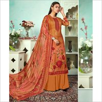 Ethnic Wear Designer Plazzo Set