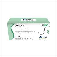 Orlon Suture