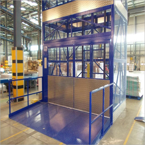 Automatic Industrial Lift