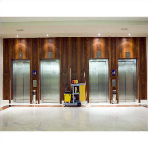 Automatic Commercial Lift