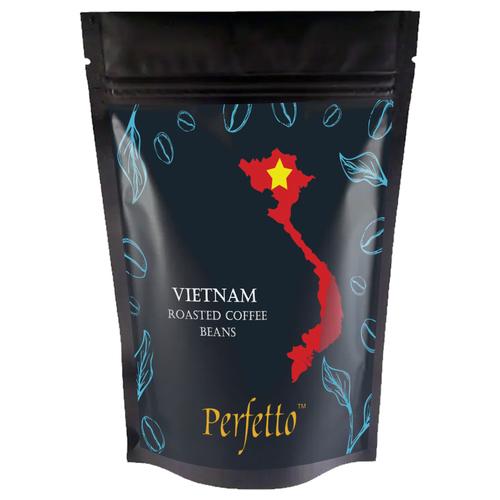Perfetto Vietnam Mercafe Caudat Arabica Roasted Beans