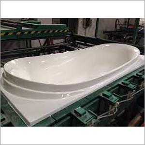 Vacuum Forming Bath Tub