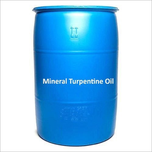 Industrial Mineral Turpentine Oil