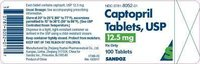 Captopril Tablets
