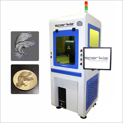 3D Die Engraving Machine