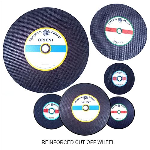 Reinforced Cut Off Wheel