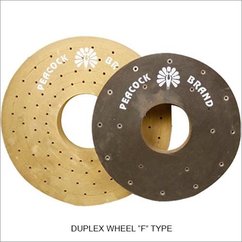 F Type Duplex Grinding Wheel