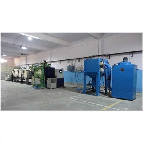 Zinc Flake Coating plant